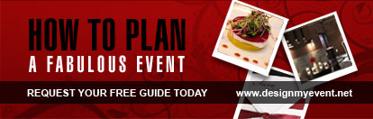 Couture By Design Book on How to Plan Your Fabulous Event