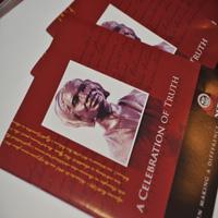 Sojourer Truth Unveiling Official  Souvenir Book